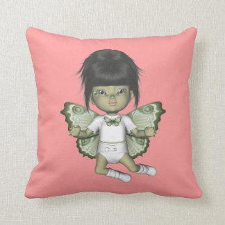 GreenieBabies Fairy June Lou American MoJo Pillow