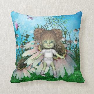GreenieBabies Fairy SuzieQ American MoJo Pillow