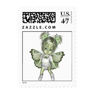 GreenieBabies Postage Stamp