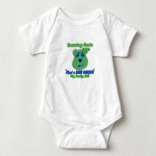 Greening-Gavin Says Baby Bodysuit