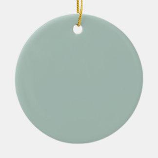 Greenish SeaFOAM KOOLshade LOWEST PRICE Christmas Tree Ornament