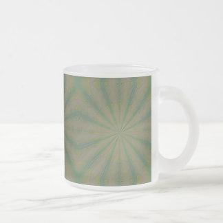 Greenish Thing Coffee Mug