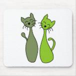 greenkitties tapetes de raton