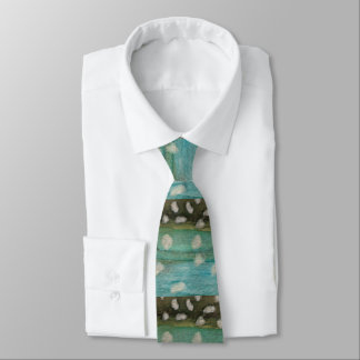 Greenland Char Fishing, Ichthyology, Angler's Neck Tie