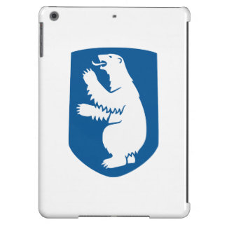 Greenland Coat of Arms Cover For iPad Air