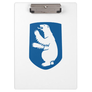 Greenland Coat of Arms Clipboards