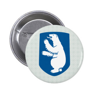 Greenland Coat of Arms detail Buttons