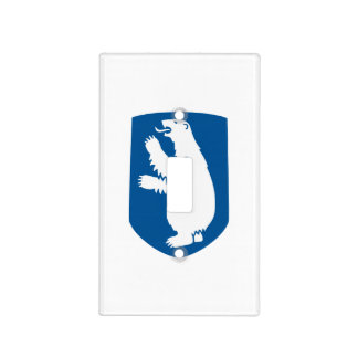 Greenland Coat of Arms Light Switch Plate