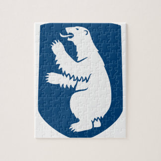 Greenland Coat of Arms Puzzles