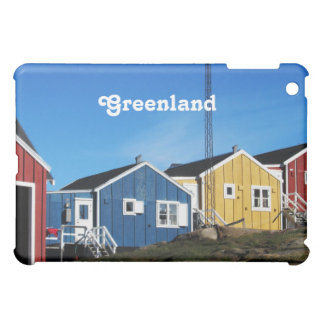 Greenland Countryside iPad Mini Cases