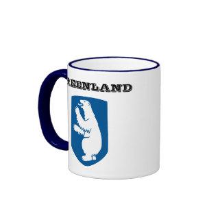 Greenland* Denmark Mug