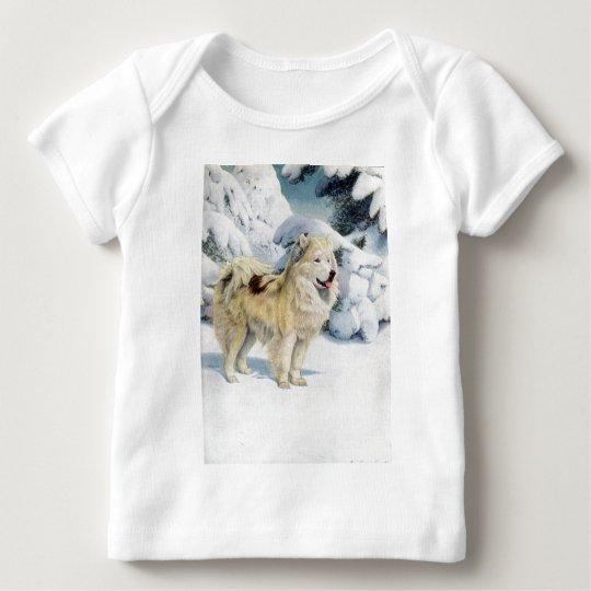Greenland Dog Baby T-Shirt