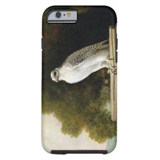 Greenland Falcon (Grey Falcon), 1780 (oil on panel Tough iPhone 6 Case
