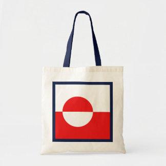 Greenland Flag Bag