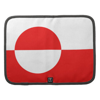Greenland Flag Folio Organizer