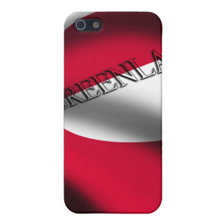Greenland Flag Iphone 4/4S Speck Case