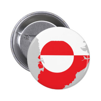 Greenland flag map buttons
