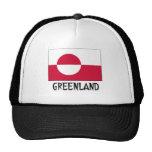 Greenland Flag Trucker Hat