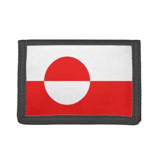 Greenland Flag Wallet