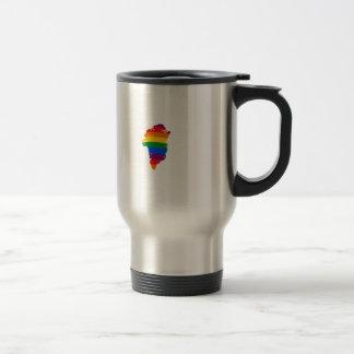 GREENLAND GAY PRIDE COFFEE MUGS