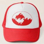 Greenland Gnarly Flag Hat