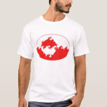 Greenland Gnarly Flag T-Shirt