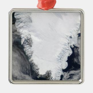 Greenland Metal Ornament