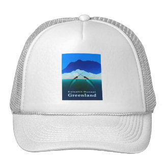 Greenland - Narwhal Hats