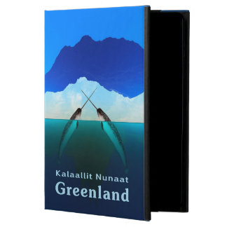 Greenland - Narwhal Case For iPad Air