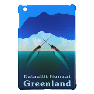 Greenland - Narwhal Cover For The iPad Mini