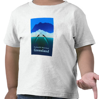 Greenland - Narwhal Tee Shirt