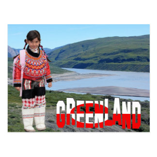 Greenland Postcard