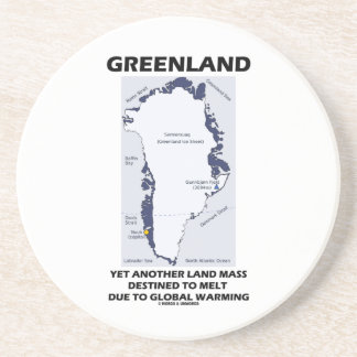 Greenland Yet Another Land Mass Destined To Melt Coaster