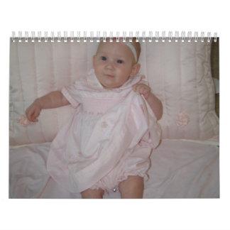 Greenley en House de mamá Helen Calendario De Pared