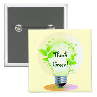¡GreenLight, ThinkGreen! Pins