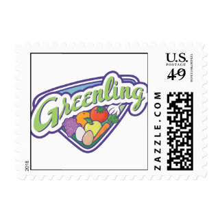 Greenling Stamp