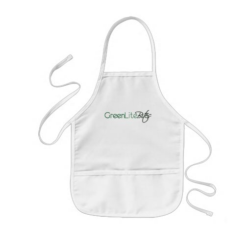 GreenLiteBites - Child Apron