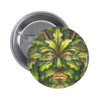 Greenman Button
