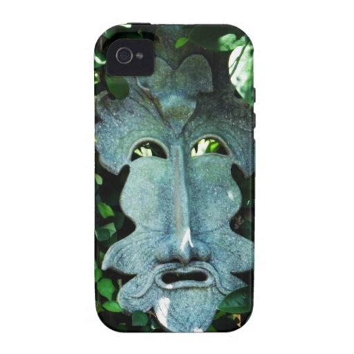 Greenman en las hojas Case-Mate iPhone 4 carcasa