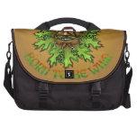 Greenman Laptop Messenger Bag