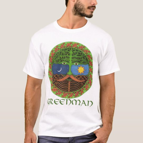 Greenman Playera