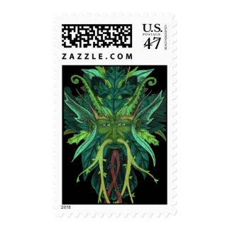 GreenMan Postage