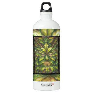 Greenman Water Bottle