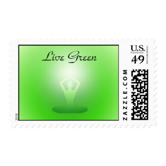 GreenMe: Live Green (3) Postage