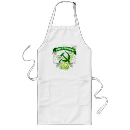 GreenNewRed Long Apron