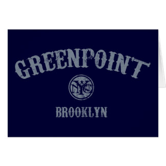 Greenpoint Card