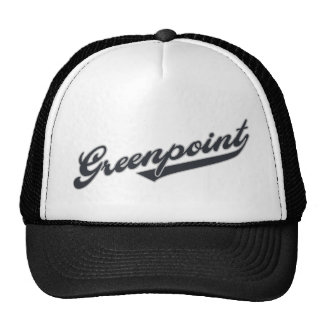 Greenpoint Mesh Hats
