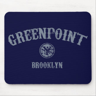 Greenpoint Mouse Pad