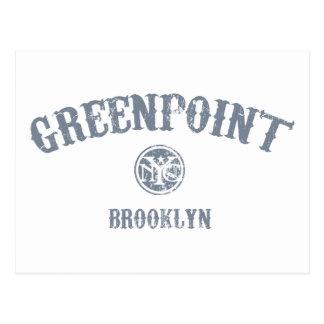Greenpoint Postales