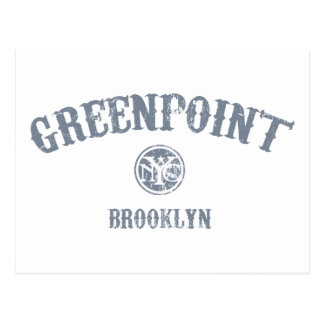 Greenpoint Postcard